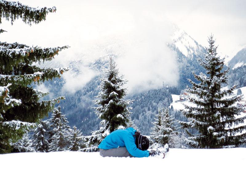Orezen yoga posture pince