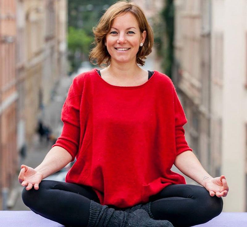Découvrir le Vinyasa yoga avec Emilie Cosson le 14 mai