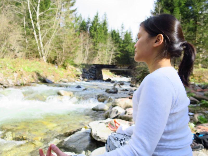 Les ateliers yoga du mois d'octobre