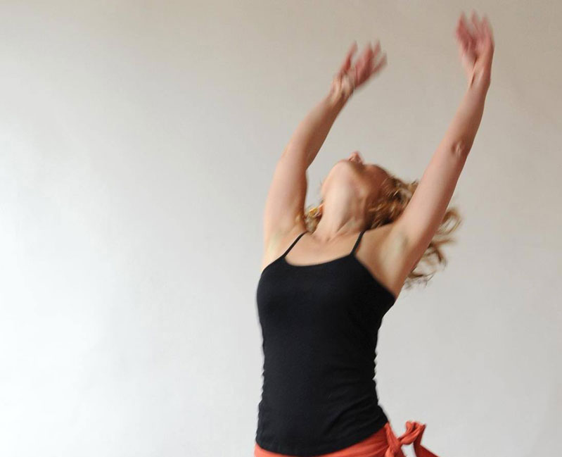 Stage yoga, danse consciente et relaxation