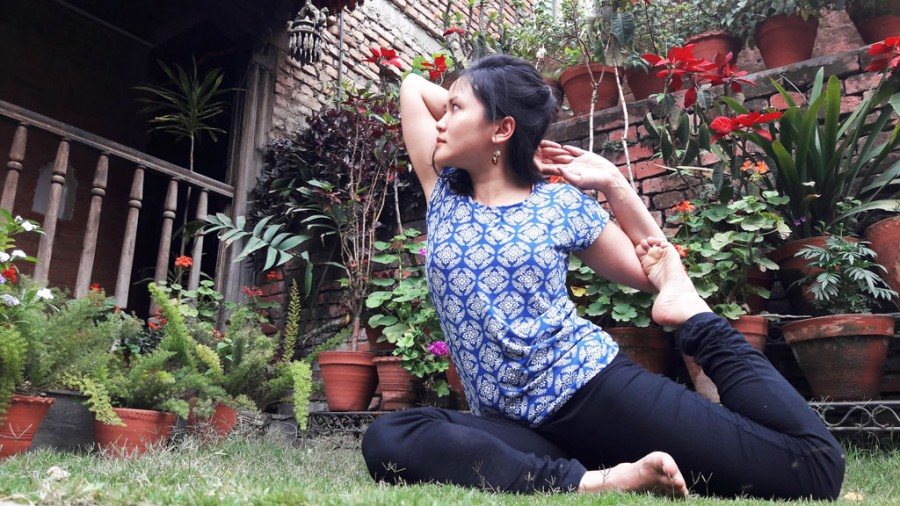 Yoga du matin énergisant et remise en forme