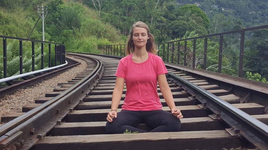 Récit de Marion sur le chemin du yoga au Népal et au Sri Lanka