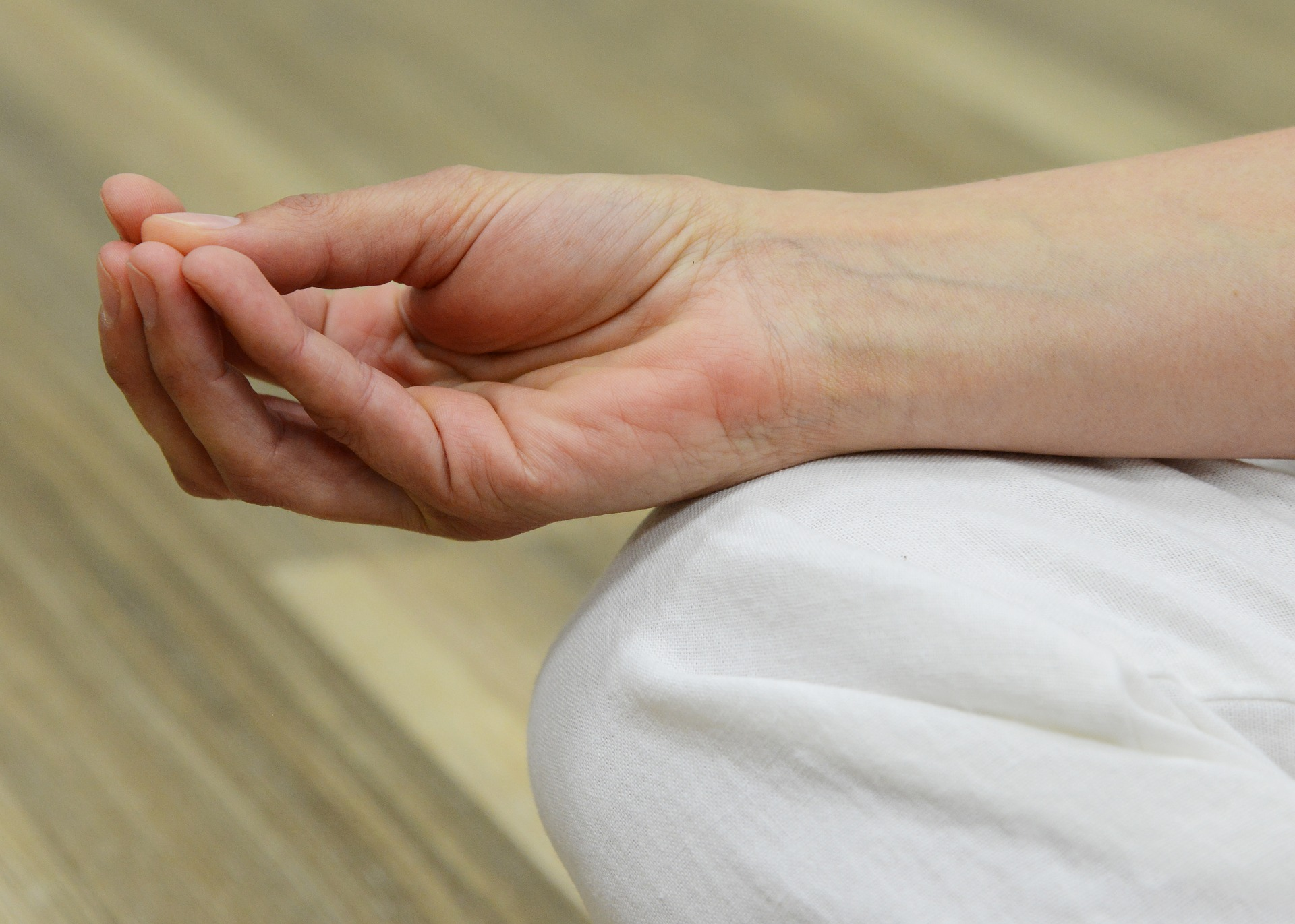 Méditation avec mudras du souffle