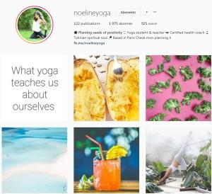Noeline instagram