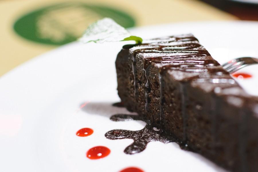 Recette du gâteau au chocolat ayurvédique partagé