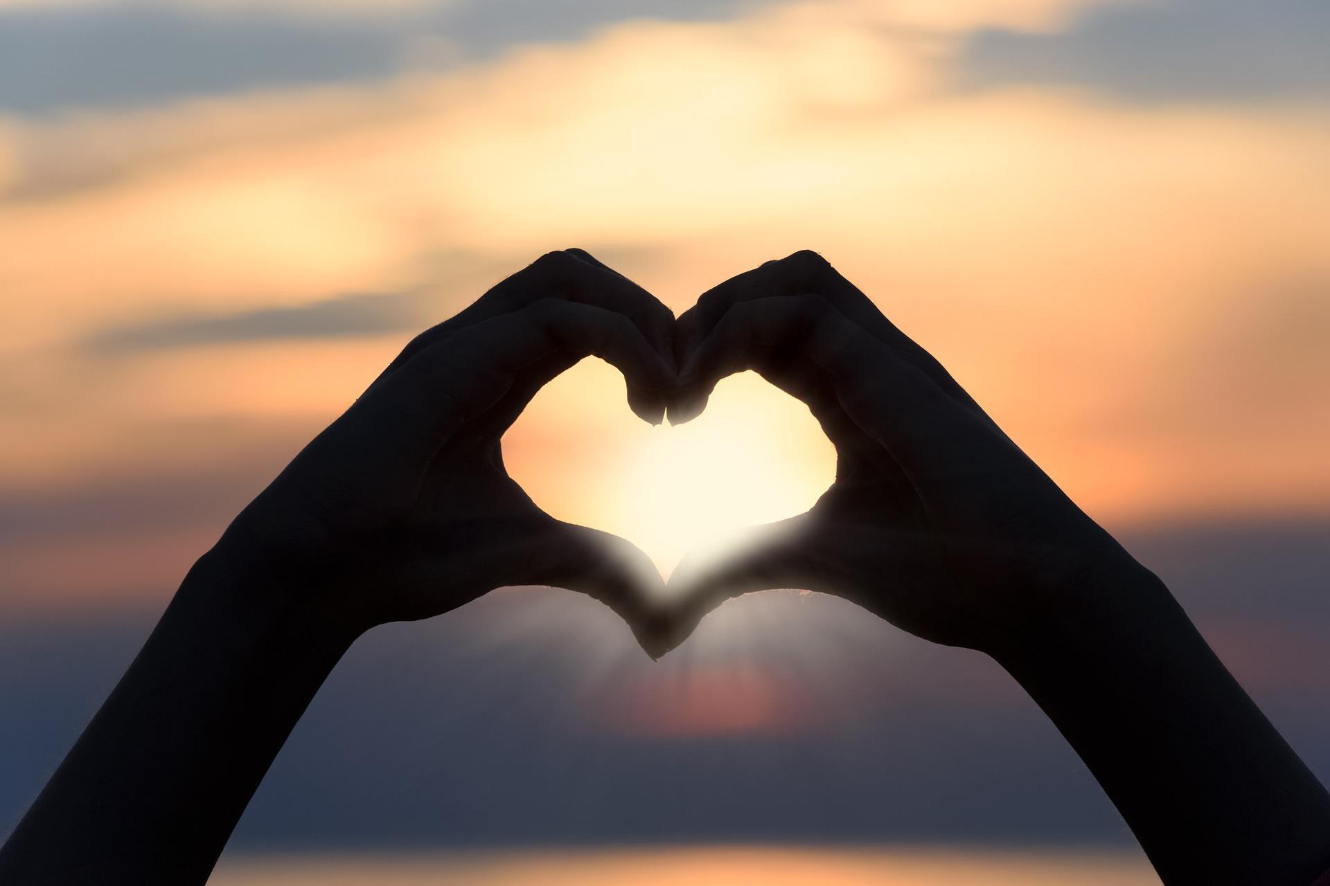 Cœur affectueux