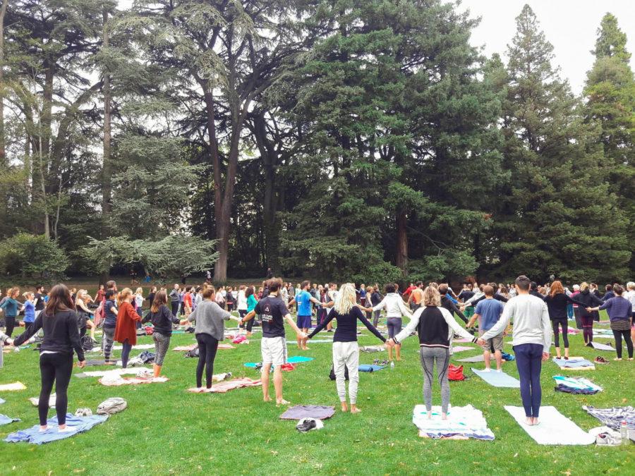 Le yoga qui nous unit tous