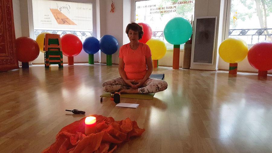 Exercice de méditation pleine conscience