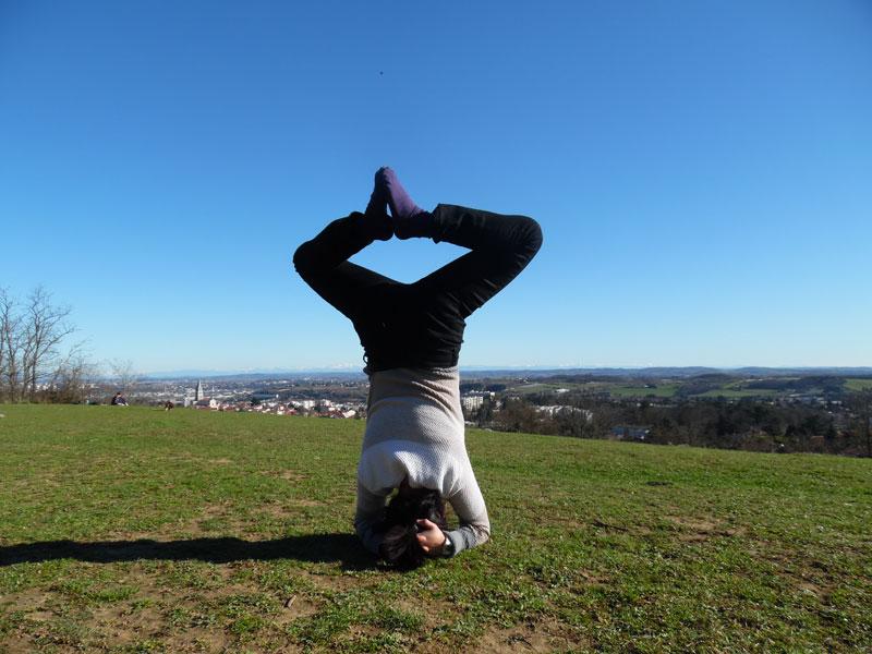 Nouveaux cours de yoga intermédiaire