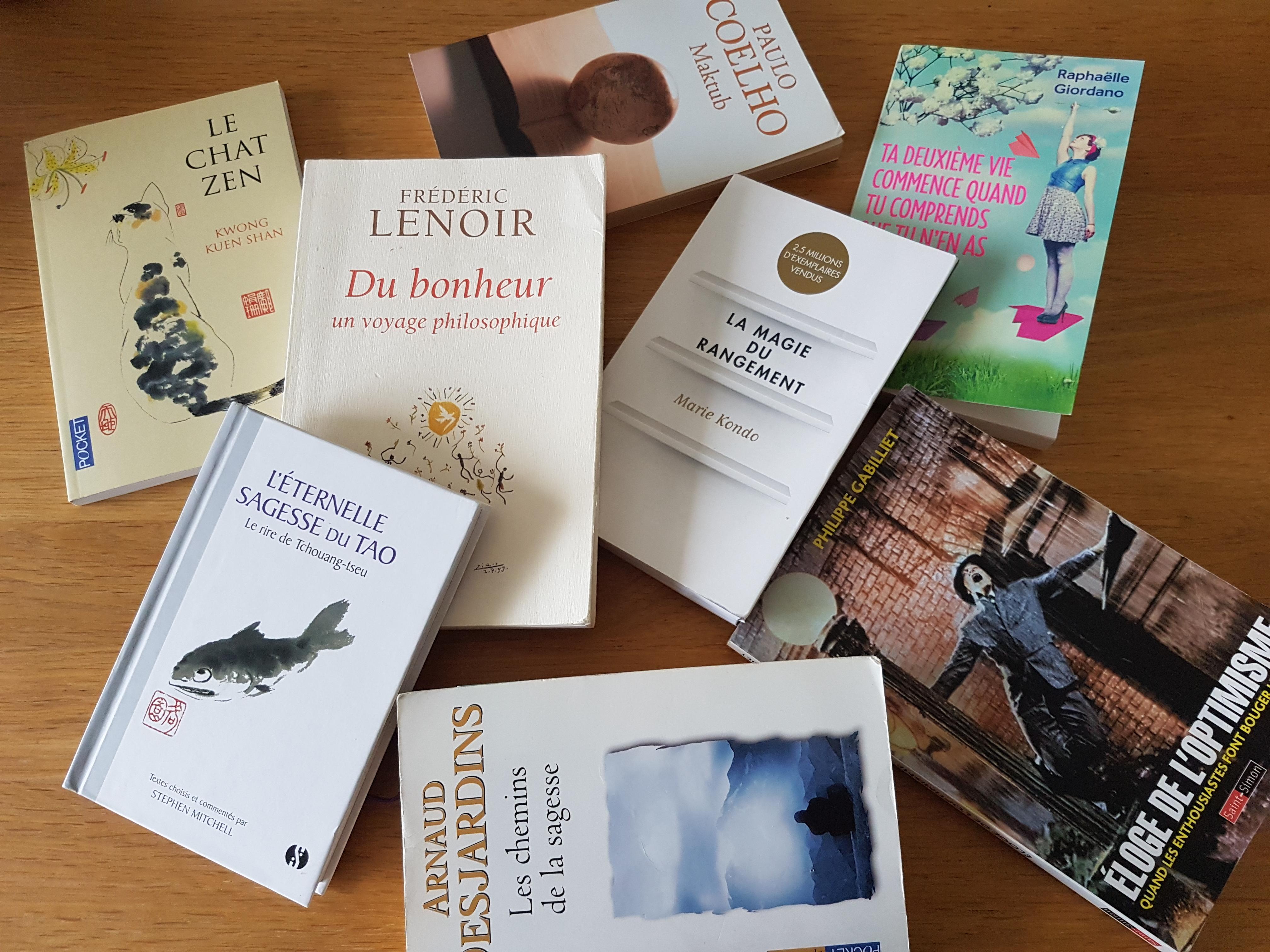 Ces livres qui nous font du bien