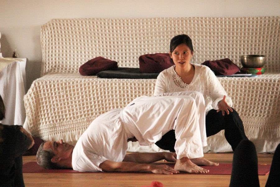 therapeute ayurveda et yogatherapie