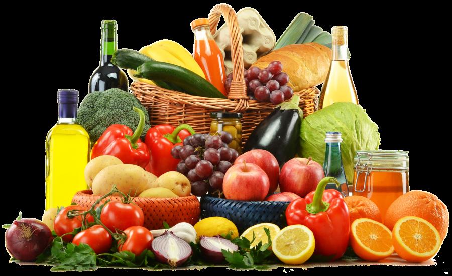 Tableau ayurvédique des aliments et doshas